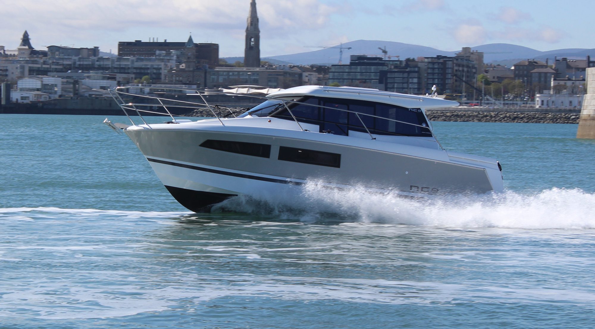 Power Boat - Boat Registration Services Ireland